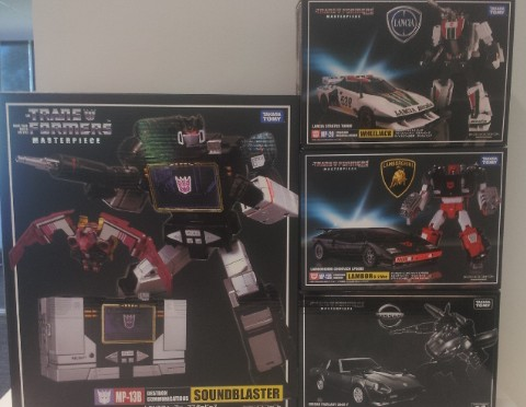 Transformers MP-20: Wheeljack